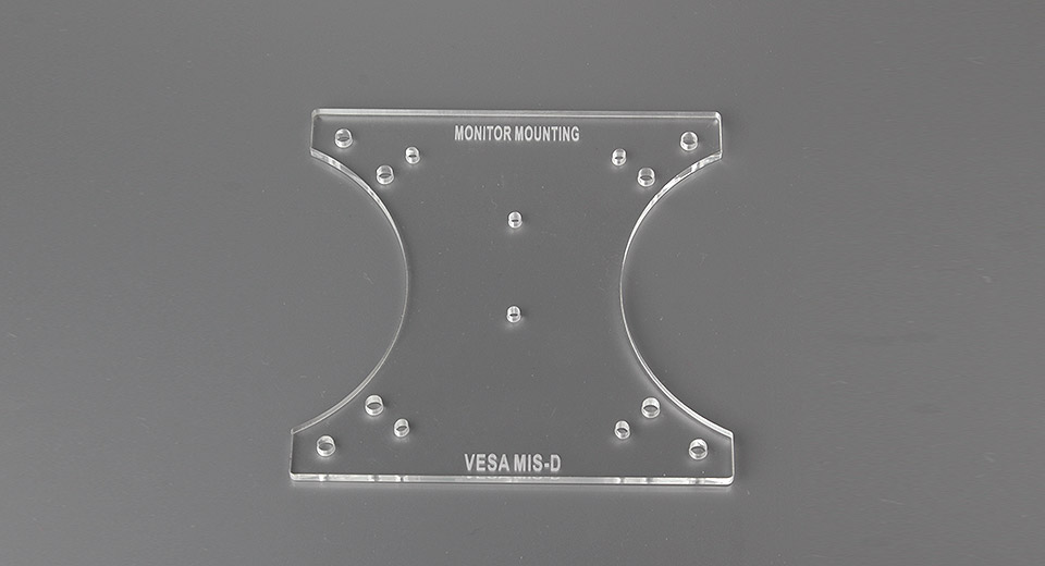 Product Image: acrylic-monitor-mounting-board-plate-for