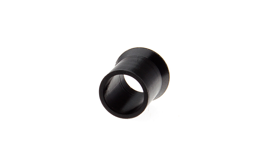 Protective rubber smoking pipe mouthpiece sleeve