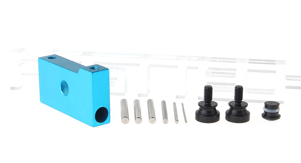 02 vaping coil winding jig tool for rebuildable atomizers