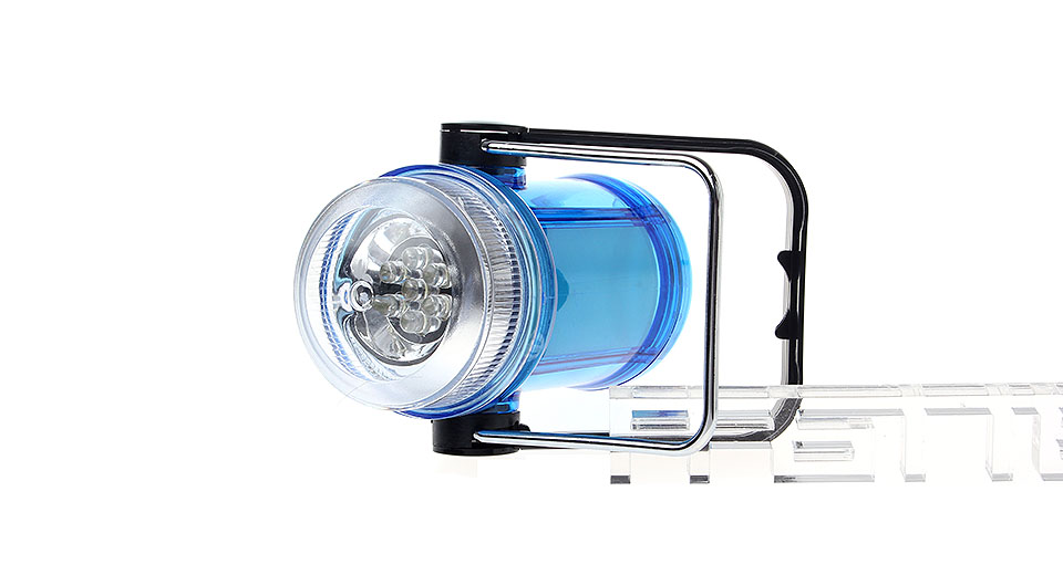 Outdoor 3W 7-LED 100LM Pure White LED Camping Lantern