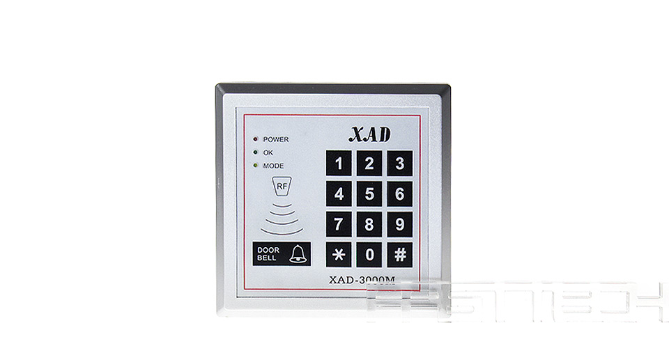 XAD-3000M Access Control ID Card Reader Stand-alone Single Door System ...  sc 1 st  FastTech & $12.02 XAD-3000M Access Control ID Card Reader Stand-alone Single ...