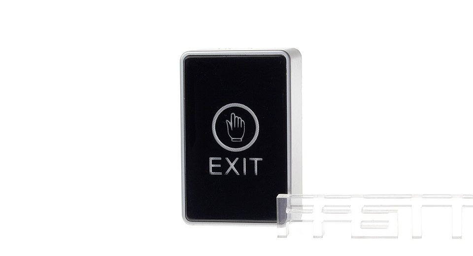 Plastic Wall Mount Touch Sensor Light Switch