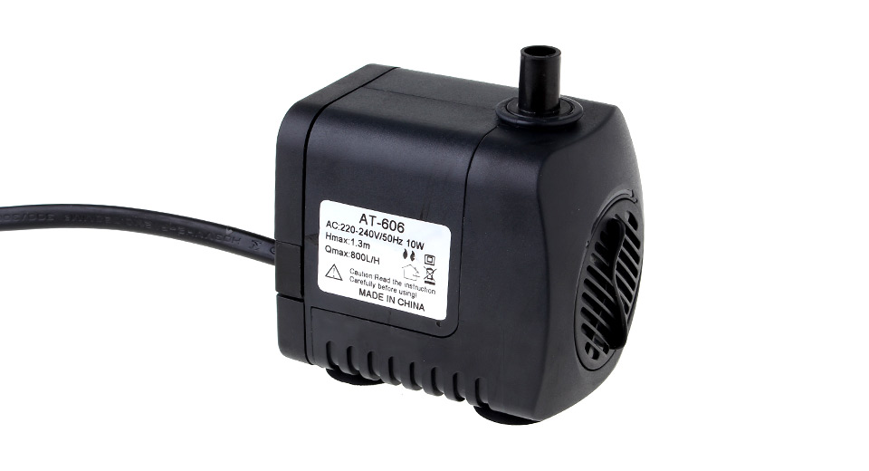 AT-606 10W Submersible Water Pump