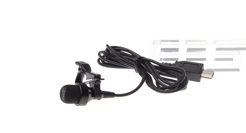 Product Image: gp230-professional-mini-usb-microphone-for-gopro