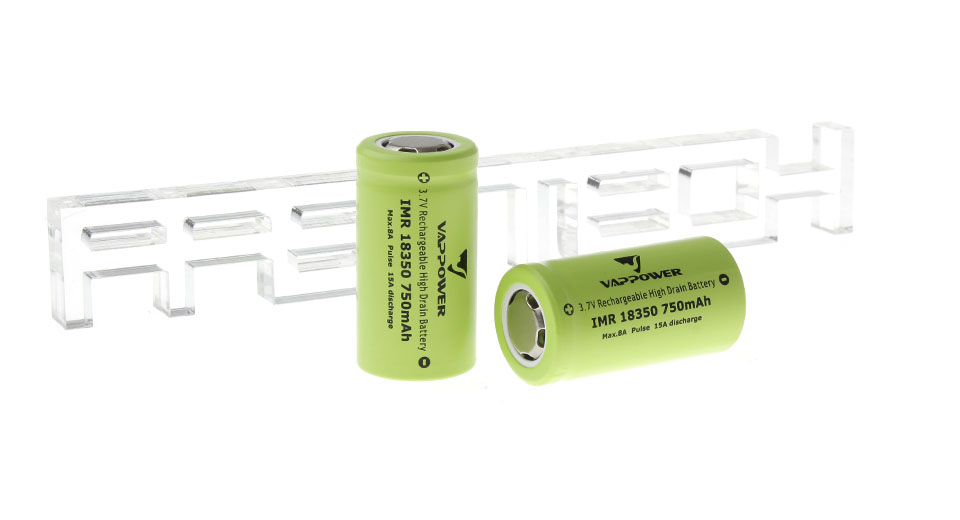 Product Image: authentic-vappower-imr-18350-3-7v-750mah