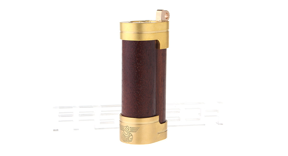 Product Image: slug-style-18650-mechanical-box-mod
