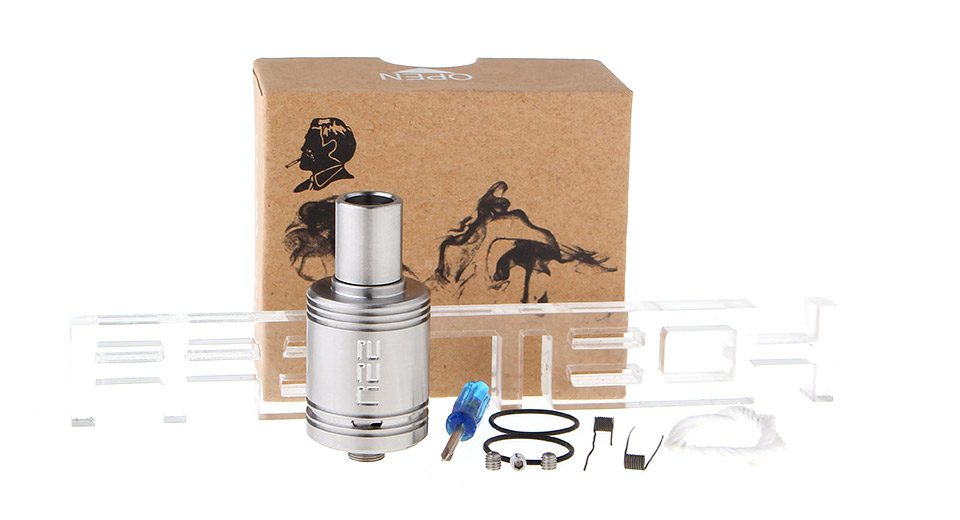 Product Image: n22-styled-rebuildable-dripping-atomizer