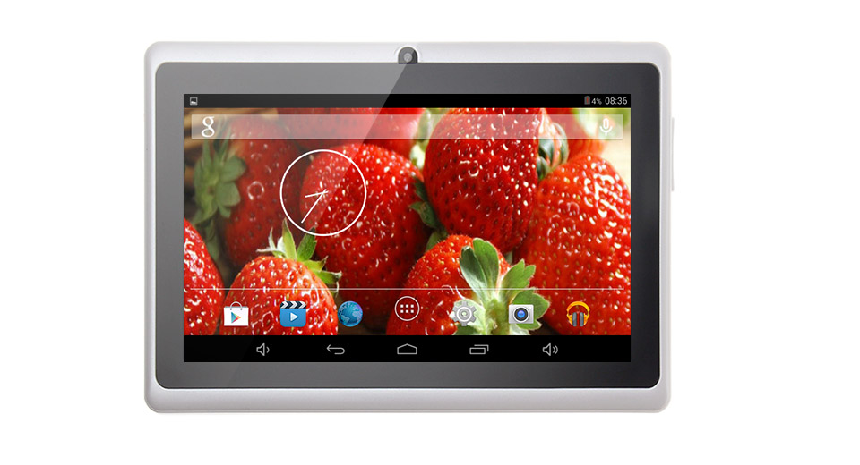 AOSD Q88D-G 7-inch Dual-Core 1 2GHz Android 4 4 2 Kitkat Tablet PC