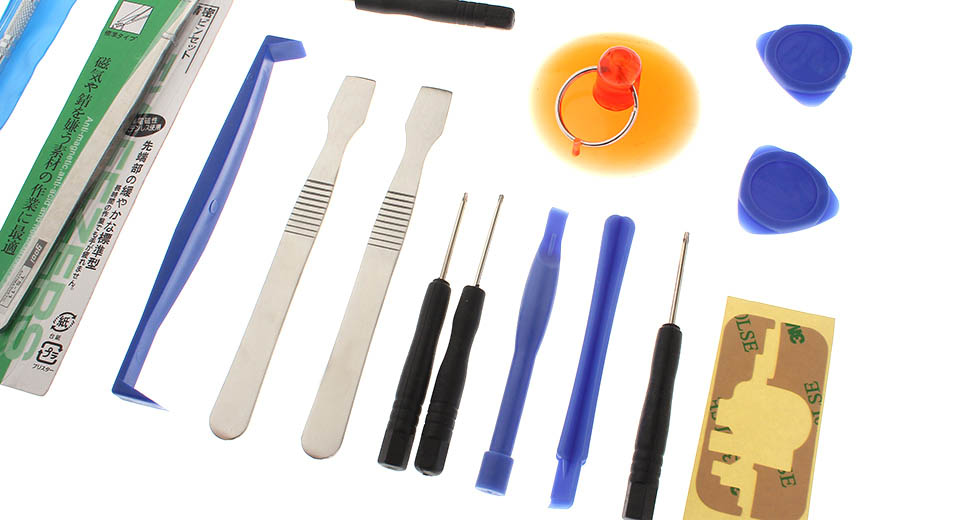 18-in-1 Disassembling and Repair Screwdriver Tool Set