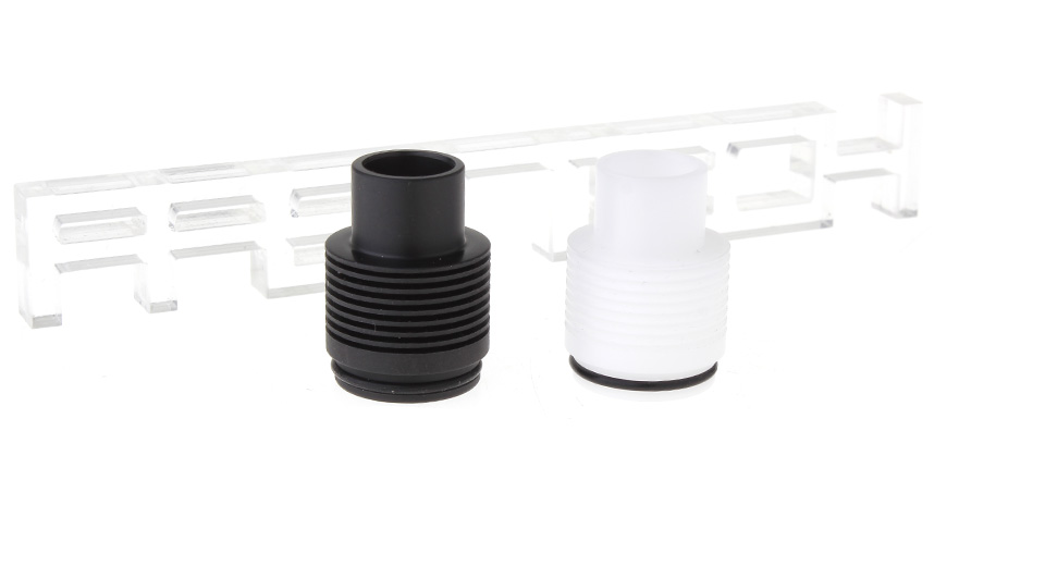 2-in-1 Drip Tip + Top Cap Combo for 20mm Tobh Atty V2 R