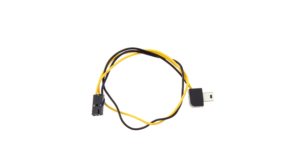5.8G Transmitter FPV A/V Real-time Output Cable for GoPro HERO4 / HERO3+ / HERO3