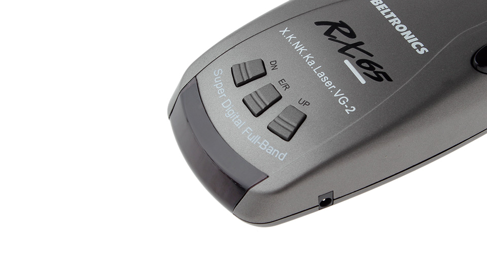 RX65 Full-Band 360 Degree Digital Radar Detector for Car