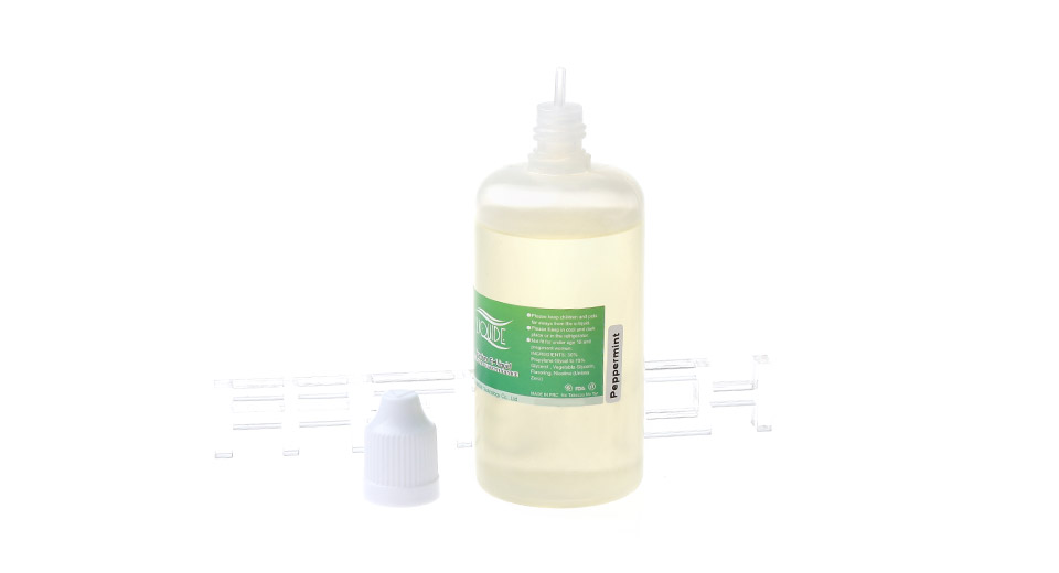 E-liquid for Electronic Cigarettes (100ml)