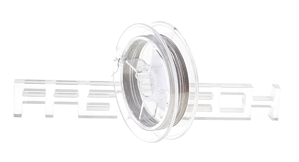 $1.65 Cupronickel Resistance Wire for Rebuildable Atomizers - 29 AWG ...