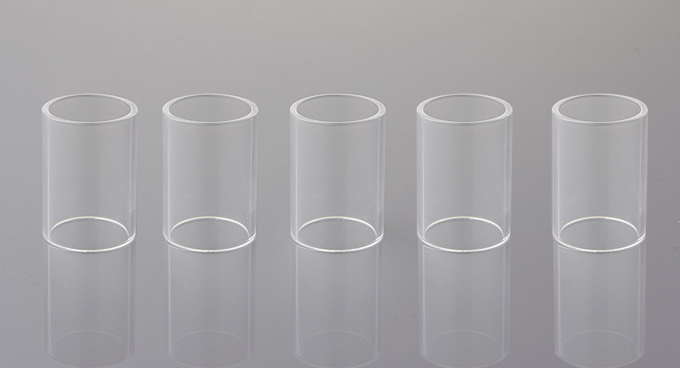 Replacement Glass Tank for Taifun GT-T V2 (5-Pack)