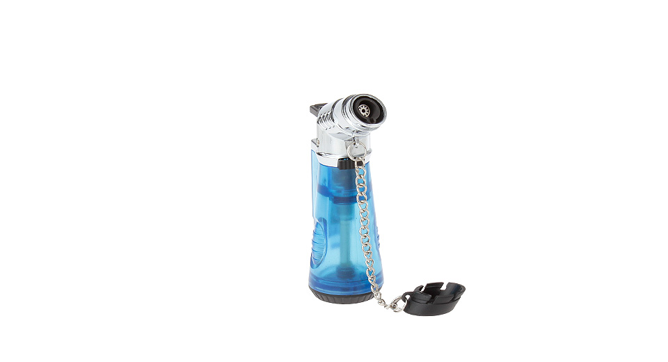 JOBON Fling Series ZB-963 Electronic Refillable Butane Gas Lighter