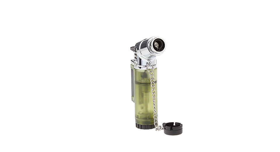 JOBON Fling Series ZB-962 Electronic Refillable Butane Gas Lighter