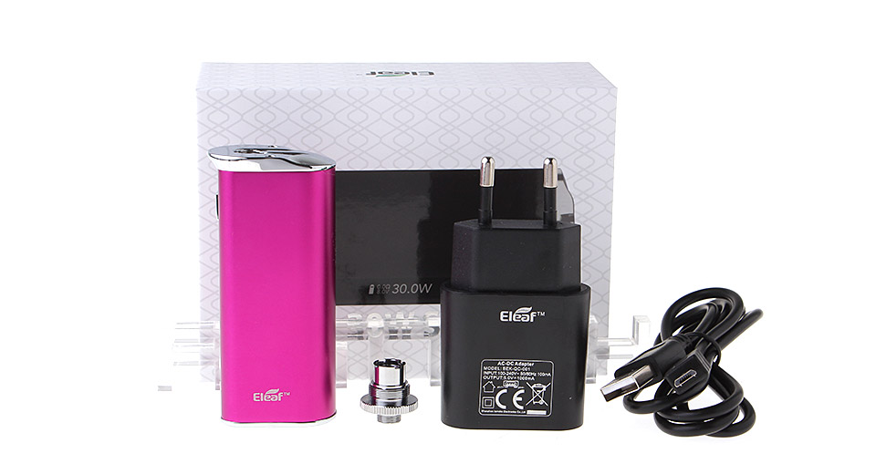 Authentic Eleaf iStick 30W 2200mAh Variable Voltage / Wattage APV Box Mod