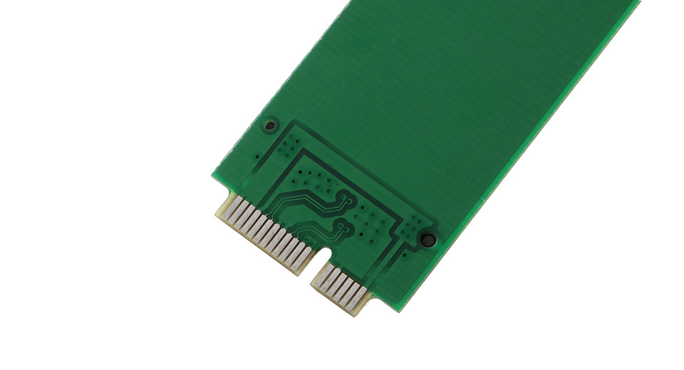 M.2 NGFF SSD to 18-Pin Blade Adapter for Asus UX31 / UX21 Zenbook