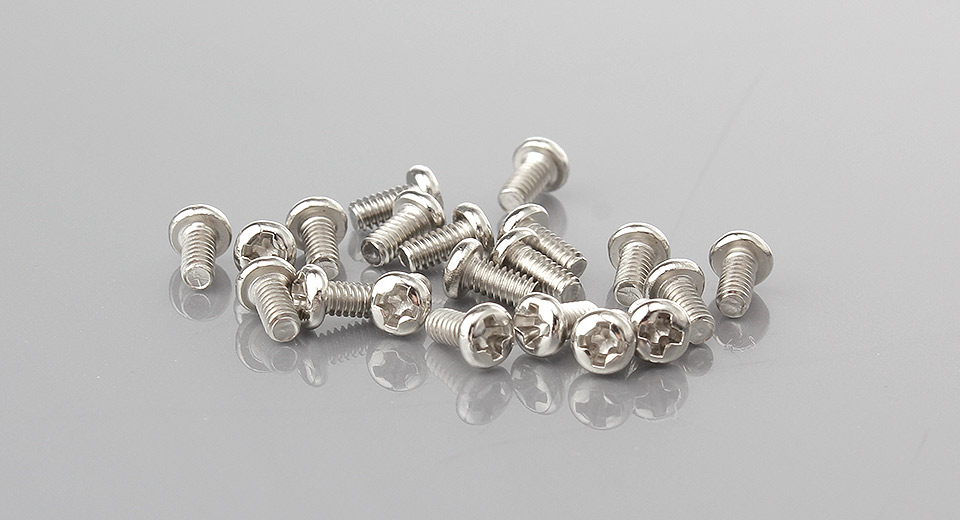 Replacement Screws for Atomizers (20-Pack)