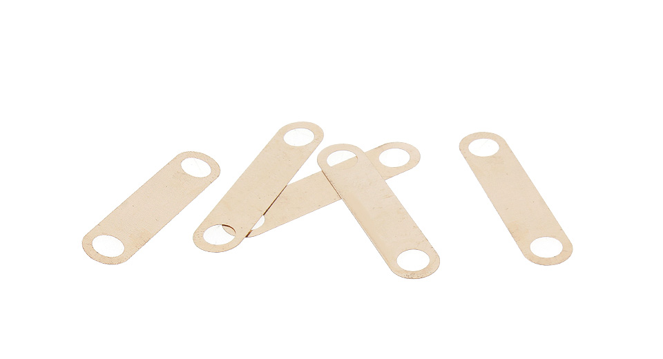 Spare Copper Gasket for Dimitri Mechanical Box Mod (5-Pack)