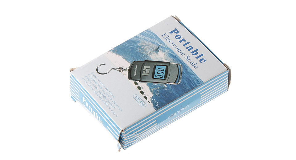 ... WeiHeng WH-A08 Portable Hanging Digital Electronic Scale (50kg/10g)