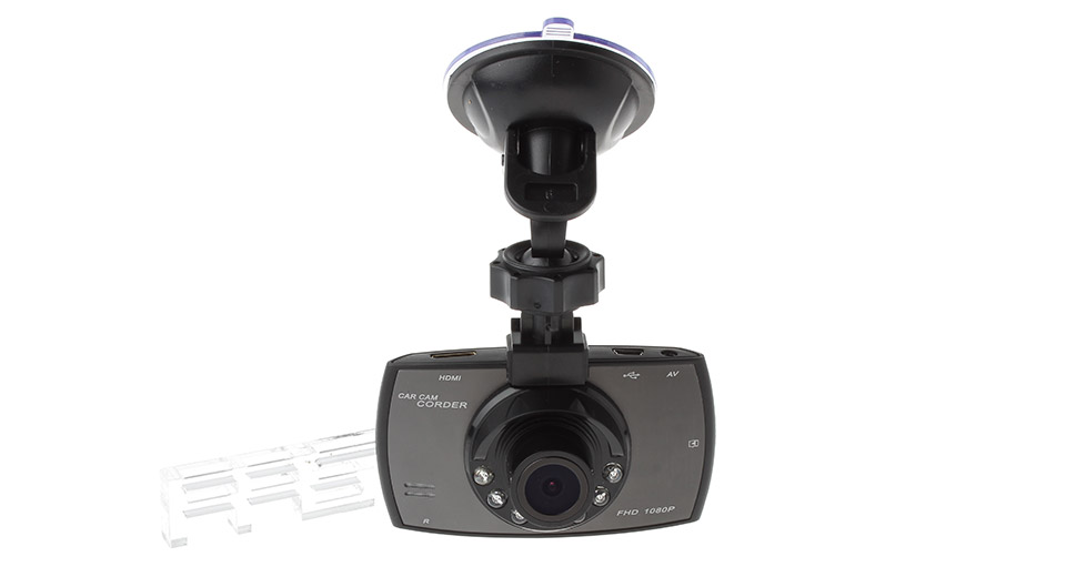 Product Image: g90-2-7-tft-1080p-full-hd-car-dvr-camcorder-w-6