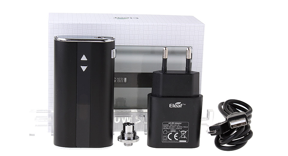 Authentic Eleaf iStick 50W 4400mAh VW VV APV Box Mod