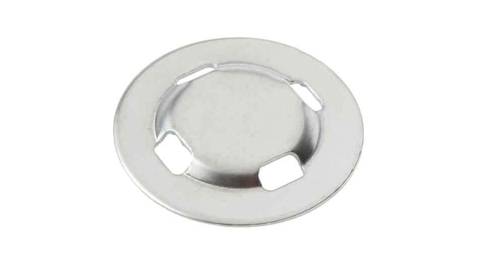Product Image: stainless-steel-flat-top-cover-cap-for-18650