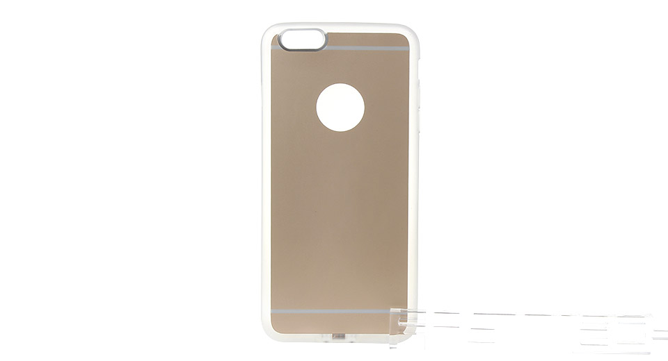 Qi Inductive Wireless Charging Receiver Back Case for iPhone 6 Plus