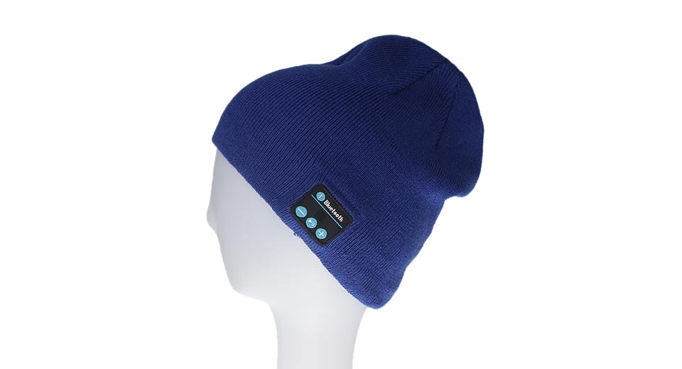 Product Image: hands-free-bluetooth-enabled-knitted-warm-beanie