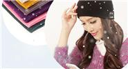 Hands-Free Bluetooth Enabled Knitted Warm Beanie Hat