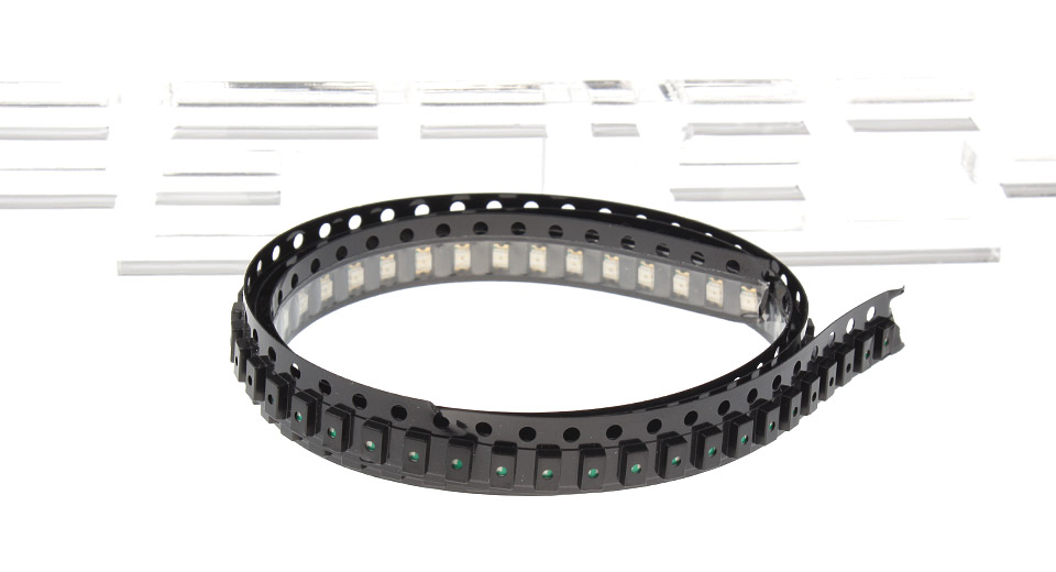 Product Image: 1206-0-06w-smd-smt-30lm-yellow-light-led-emitting