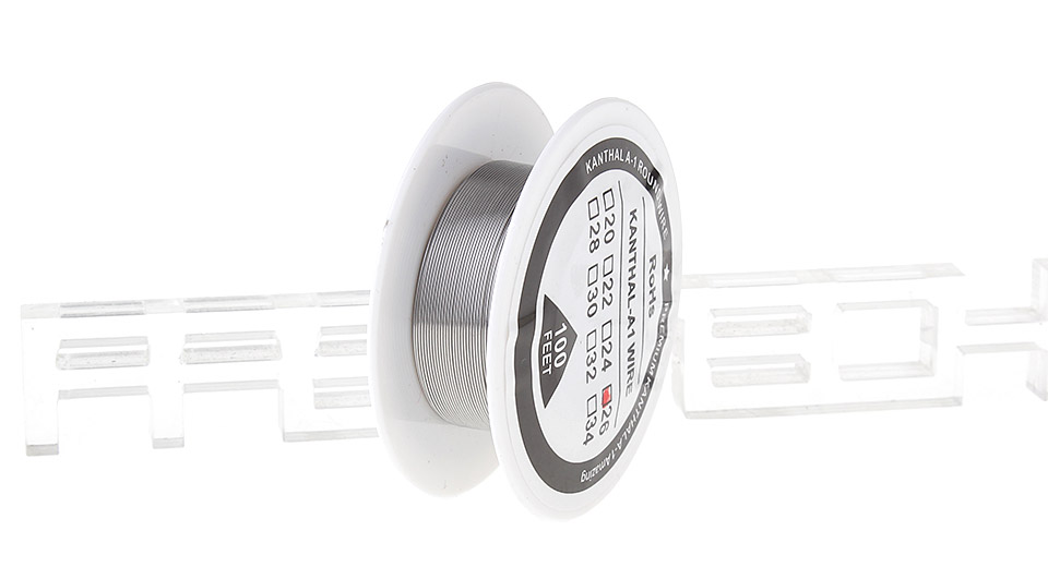Product Image: authentic-kanthal-a1-resistance-wire-for