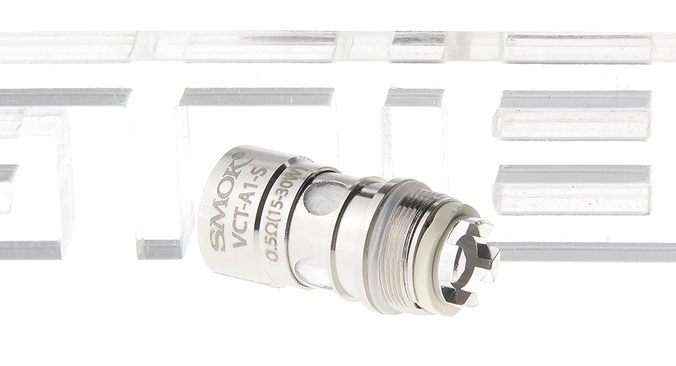 Authentic SmokTech VCT A1 Sub Ohm Vapor Chaser Tank Cle
