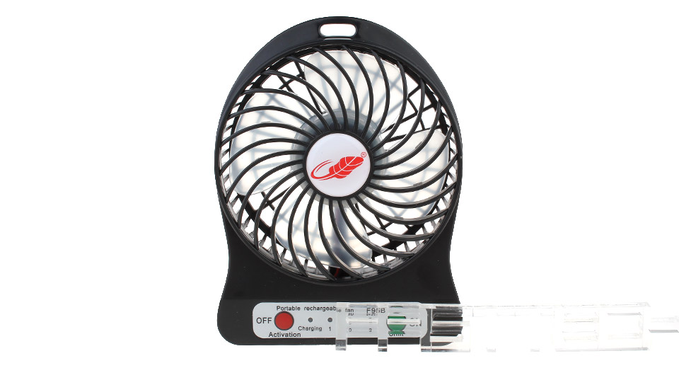Product Image: f-95-3-mode-usb-battery-powered-mini-cooling-fan