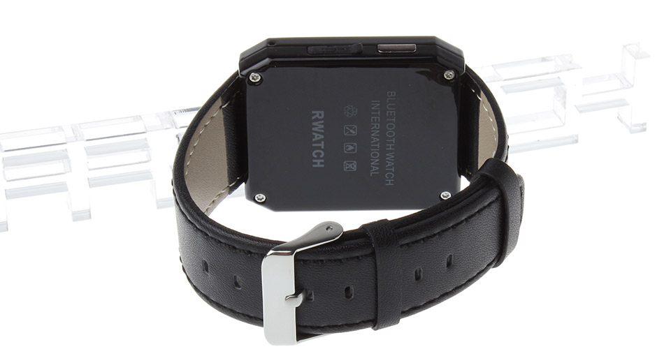 R6S 1.6'' Touch Screen Bluetooth V4.0 Smart Watch Phone w/ Handsfree Call