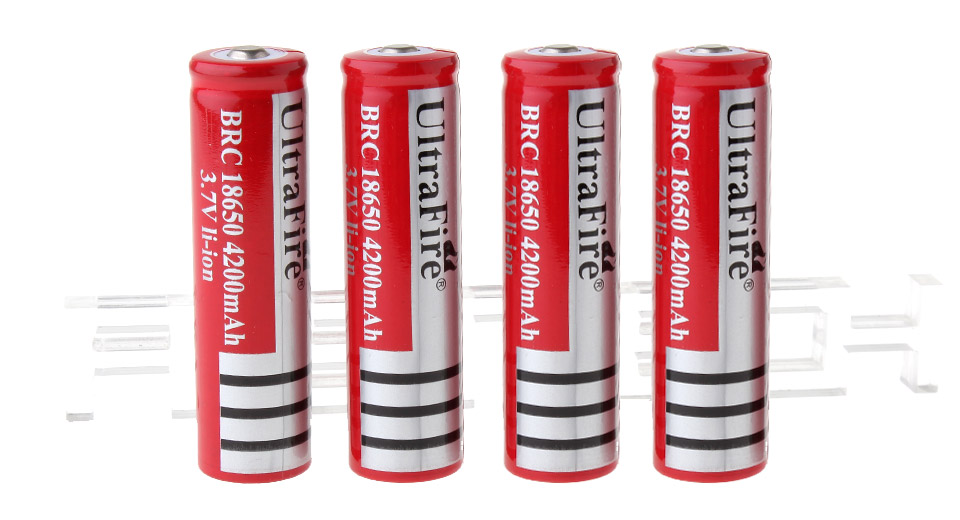 Product Image: uitrafire-brc-18650-3-7v-4200mah-rechargeable-li
