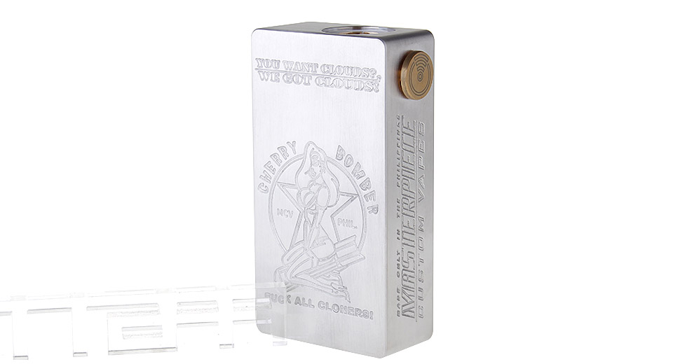 Product Image: ivogo-cherry-bomber-styled-mechanical-box-mod