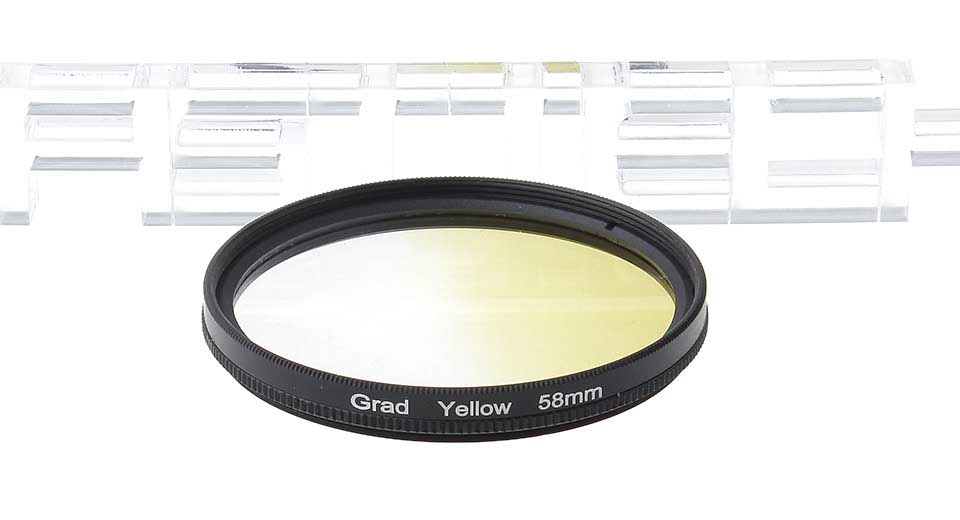 Product Image: gp358-58mm-graduated-yellow-lens-filter-set-for