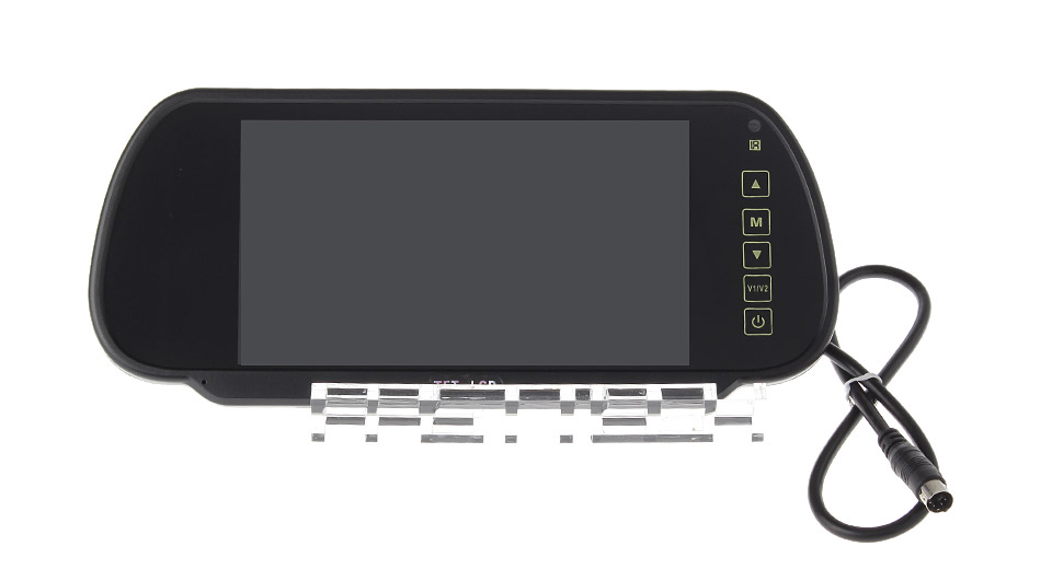Product Image: 7-tft-lcd-car-rearview-monitor-w-lcd-remote