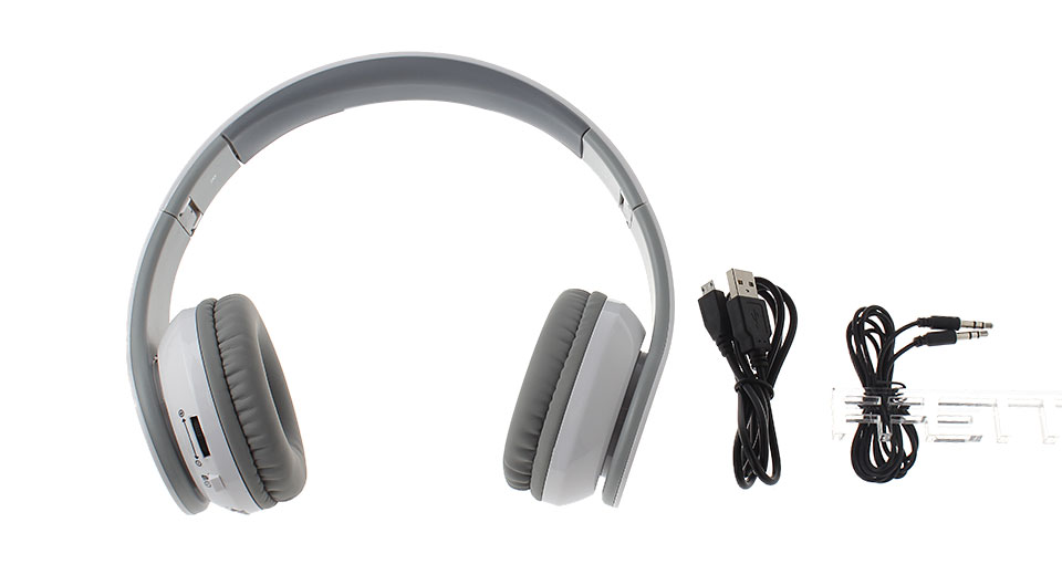 BT513 Bluetooth V3.0 Stereo Headset w/ Microphone black