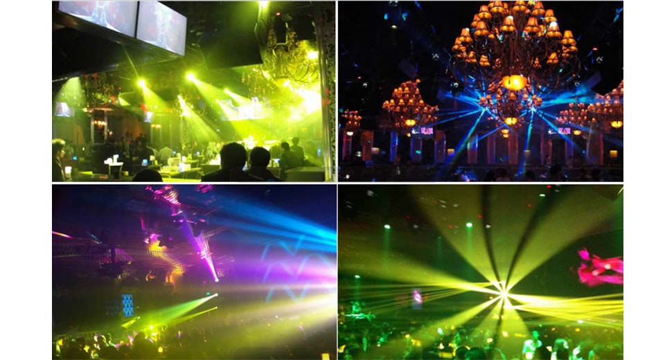 Hl 22 100mw Red 50mw Green Laser Show Special Effects Stage Projector