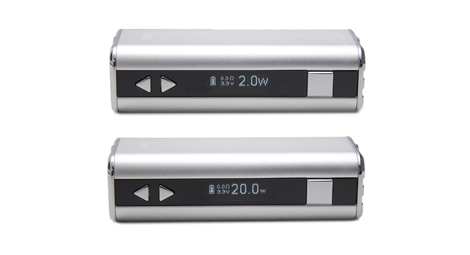 Authentic iStick 20W 2200mAh Variable Voltage / Wattage APV Box