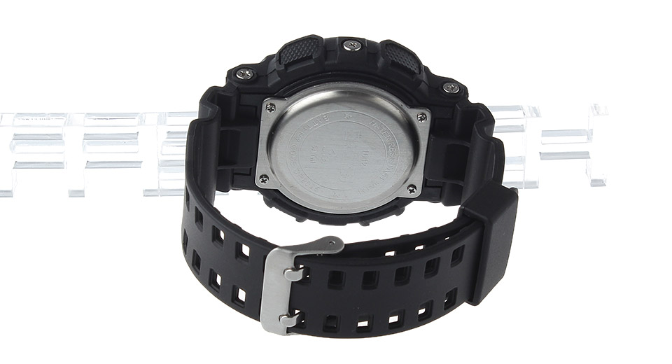 Skmei 1012 Men's Sports Waterproof LED Digital Wrist Watch
