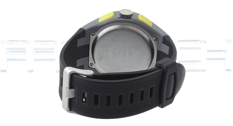 Skmei 0957 Men's Sports Waterproof Analog + Digital Dual Mode Wrist Watch
