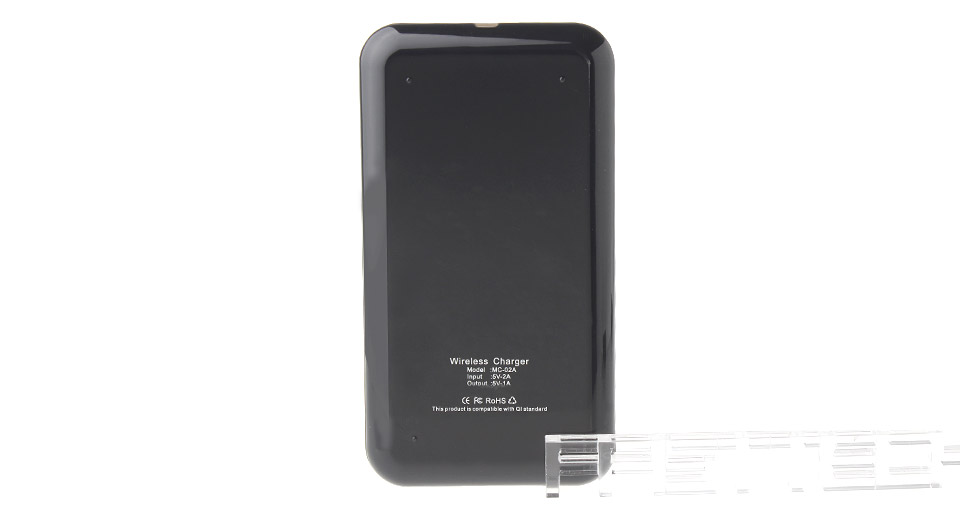 MC-02A Qi Standard Wireless Charging Transmitter