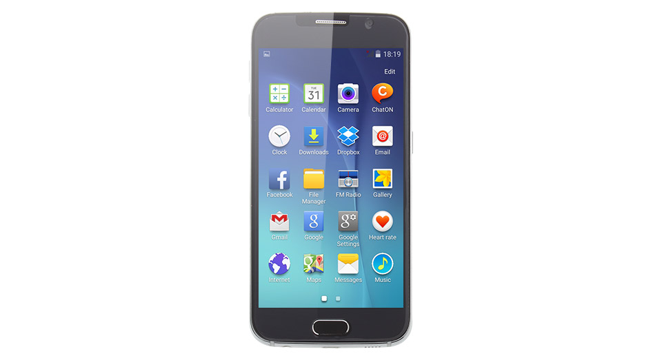 "S6 5"" Quad-Core Android 4.4.2 Kitkat 3G Smartphone (4GB)"