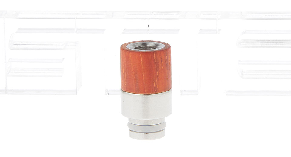 Product Image: wood-stainless-steel-hybrid-510-drip-tip-3-pieces