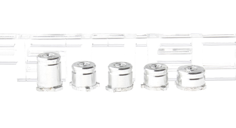 Replacement Aluminum Bullet Button Set for Xbox One Controller
